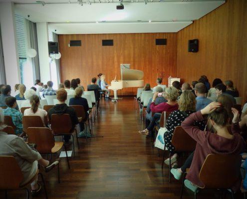 Klavier Konzert in Bremen