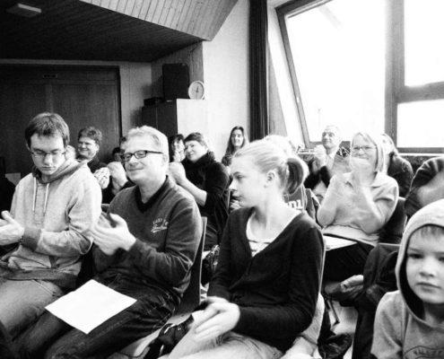 Publikum in Bremen