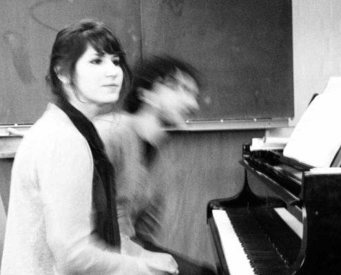 Duett am Klavier