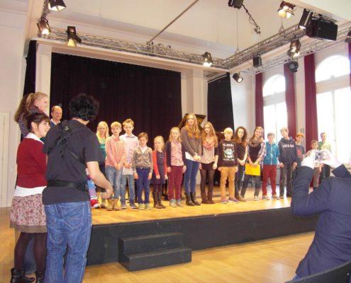 Klavier Konzert von Kindern in Bremen